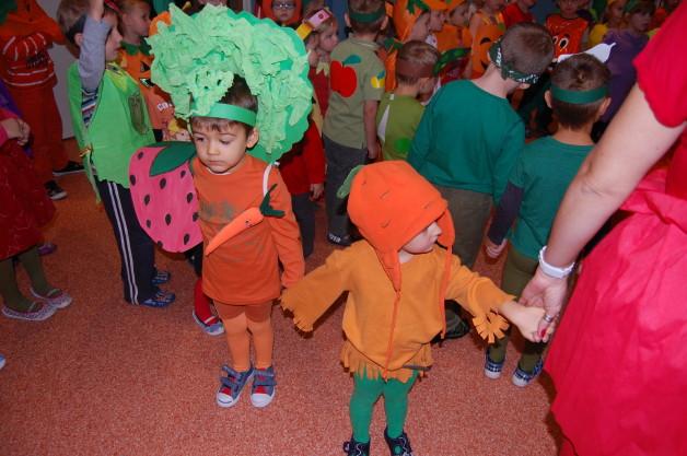 Bal warzyw i owoców
