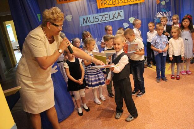 Pożegnanie Przedszkola Muszelka